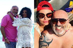 """""""Wodzianka"""" chwali się STARSZYM I BOGATYM mężem na Instagramie: """"Miłość od rana do nocy""""! (FOTO)"""