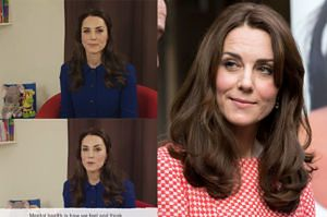 """Księżna Kate namawia do rozmawiania z dziećmi o uczuciach: """"To ważne, by dzieci rozumiały, że emocje są normalne"""""""