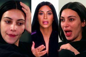 """Kim Kardashian opowiada o napadzie w reality show: """"MIAŁAM PRZEJE*ANE. Nie było stamtąd ucieczki!"""""""