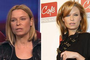 """Młynarska: """"W Polsce żadna kobieta nie ma swojego talk show, w którym bazowałaby na inteligencji i dowcipie"""""""