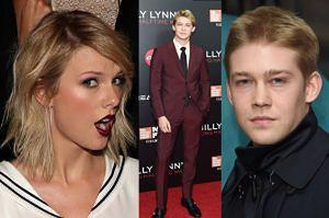 """Taylor Swift spotyka się w tajemnicy z brytyjskim aktorem! """"Latała do Londynu prywatnym samolotem, w peruce!"""""""