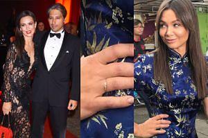 """Kinga Rusin zaręczyła się z Kujawą? """"Coś nowego pojawiło się na serdecznym palcu prawej ręki"""""""