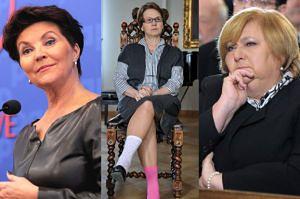 """Byłe pierwsze damy o ustawie antyaborcyjnej: """"Kobiety będą zmuszane do heroizmu przepisami prawa!"""""""