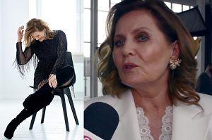 """Szapołowska ekspertką od stylu: """"Kobieta musi mieć super włosy i super buty"""""""