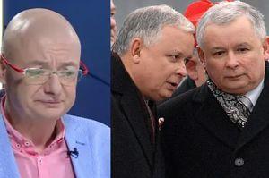 """Michał Kamiński: """"Jarosław Kaczyński szkodzi pamięci brata"""""""