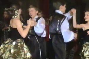 """11-letnia Herbuś w tańcu z…Tomkiem Barańskim. """"Byłam po raz pierwszy zakochana, nie tylko w tańcu"""""""