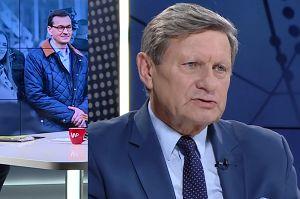 """Leszek Balcerowicz: """"To, co robi Mateusz Morawiecki, jest haniebne"""""""