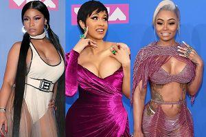 Oceniamy kreacje z gali MTV VMA 2018. Minaj i Chyna konkurowały o tytuł miss depilacji?