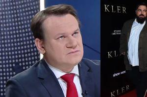 """Dominik Tarczyński o filmie Sekielskiego: """"W żaden sposób nie imponuje mi jego praca"""""""