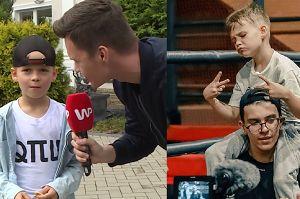 """Najmłodszy YouTuber w Polsce ma siedem lat! """"To jest dla niego zabawa"""""""