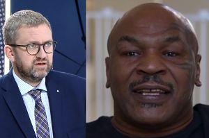 """Ołdakowski krytykuje Tysona za noszenie powstańczej opaski: """"Może nie powinien tak szybko zostawać powstańcem"""""""