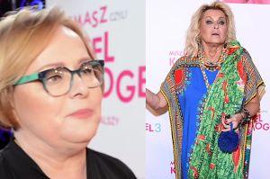 """Łepkowska zachwyca się Kasprzyk w roli seksbomby: """"Była obsadzona po warunkach"""""""