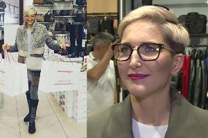 """Steczkowska zapewnia: """"Nie jestem entuzjastką zakupów"""""""