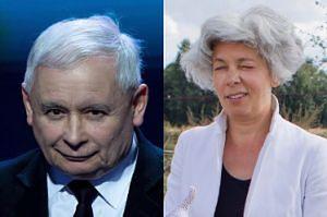 """Nelli Rokita radzi Kaczyńskiemu, jak radzić sobie z bólem: """"Kiedy boli ręka, to trzeba MOCNO ŚCISNĄĆ NOGĘ"""""""
