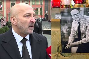 """Marcinkiewicz wspomina Adamowicza: """"Siał dobro"""""""