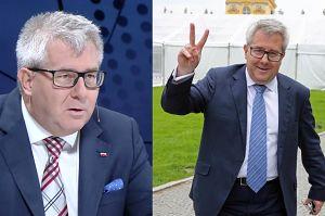 """Czarnecki: """"Totalna opozycja nie ma żadnych moralnych hamulców: to widać, słychać i czuć!"""""""