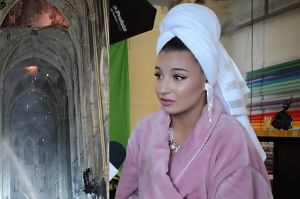 """Julia Wieniawa przejęta pożarem katedry Notre Dame: """"Może to symbol czegoś..."""""""