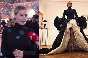 """Rozenek o sukni """"inspirowanej"""" Ciarą: """"Spełnili moje marzenie!"""""""