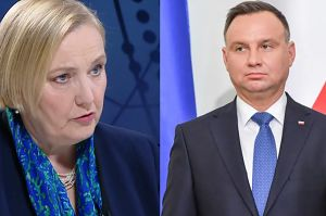 """Róża Thun uderza w Andrzeja Dudę: """"Prezydent Polski powinien mieć jakiś wpływ"""""""