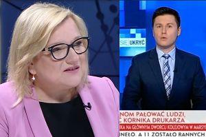 "Beata Kempa o paskach TVP: ""To bardzo proste komunikaty"""