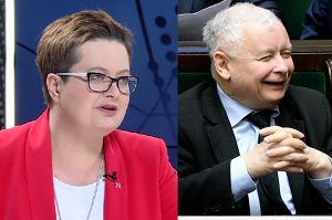 """Katarzyna Lubnauer komentuje """"bykowe"""": """"Mam wrażenie, że PiS kocha PRL"""""""