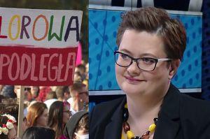 """Lubnauer o karcie LGBT: """"Młodzież i tak ma dostęp do Internetu"""""""