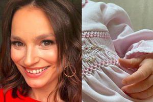 Anna Starmach urodziła! Pokazała zdjęcie i zdradziła imię córki (FOTO)