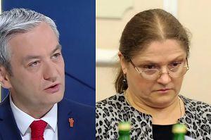 """Robert Biedroń o Krystynie Pawłowicz: """"Wypisuje dyrdymały"""""""