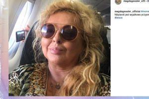 """Magda Gessler w """"Nibylandii"""""""