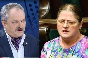 """Marek Jakubiak składa propozycję Krystynie Pawłowicz: """"Szanuję ją za odwagę i determinację"""""""