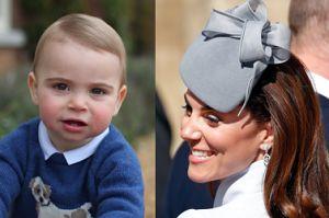 Książę Louis kończy rok! Kate i William pokazali urocze zdjęcia synka (FOTO)