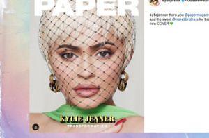 Kylie Jenner na nowej okładce