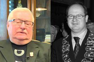 """Wałęsa o Adamowiczu: """"Nadawał się na prezydenta Polski"""""""