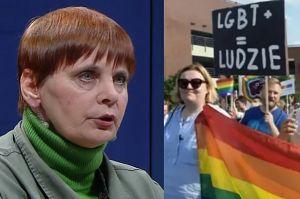 """Ochojska: """"Geje i lesbijki powinni mieć takie same prawa jak inni"""""""