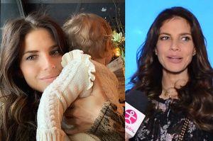 """Poruszona Rosati: """"Mam nadzieję, że będę wzorem dla mojej córki"""""""