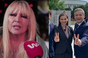 """Maryla Rodowicz komentuje wyniki wyborów: """"Spodziewałam się"""""""