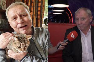 """Andrzej Grabowski o roli prezesa: """"Zawsze lubiłem koty"""""""
