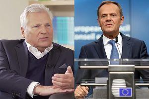 """Aleksander Kwaśniewski: """"Donald Tusk miałby duże szanse na zwycięstwo w wyborach prezydenckich"""""""