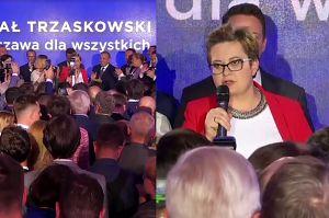 """Lubnauer komentuje wyniki wyborów: """"Warszawa i Łódź pozostały bastionami wolności!"""""""