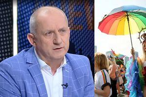 """Sławomir Neumann o """"tęczowej mszy"""" na Paradzie Równości: """"Nie będę przepraszał"""""""