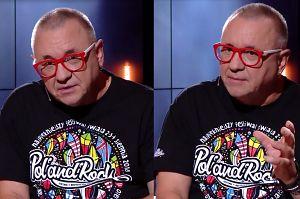 "Jurek Owsiak: ""Rock'n'roll ma się słabo w Polsce"""