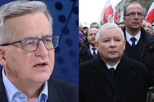 """Komorowski: """"PiS usiłuje kupić wyborców"""""""