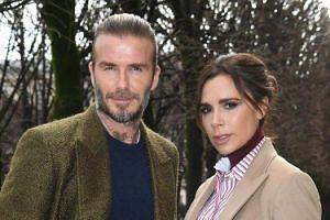 """Beckhamowie DEMENTUJĄ plotki o rozwodzie. """"To śmieszne"""""""