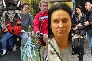 ZDJĘCIA TYGODNIA: Selena wróciła do Biebera, Saleta ma nową dziewczynę...