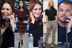Gwiazdy zachęcają do pomocy ofiarom huraganu: Julianne Moore, Leonardo DiCaprio, Nicki Minaj, Catherine Zeta-Jones... (ZDJĘCIA)