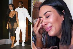"""Kim wspomina, jak Kanye """"kreował"""" jej styl: """"Wyczyścił moją szafę z ubrań i butów. PŁAKAŁAM!"""""""