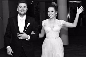 Aleksandra Kwaśniewska wspomina ślub