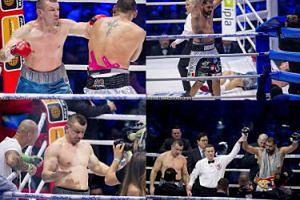Adamek przegrał walkę z Moliną i KOŃCZY KARIERĘ! (ZDJĘCIA)
