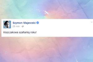 Szymon Majewski o wdowie po Kiszczaku