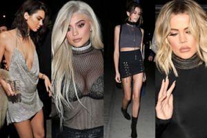 Kendall Jenner z siostrami świętuje 21. urodziny (ZDJĘCIA)